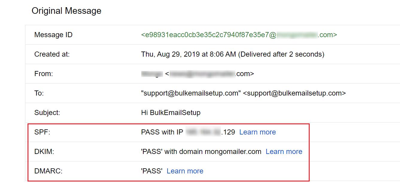 Improper DNS configuration