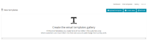 Email-Templates Gallery