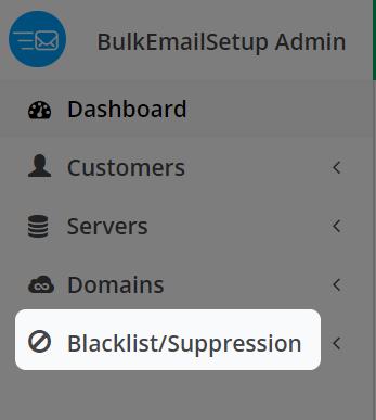 Admin_Blacklist_Suppression