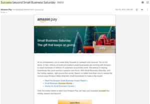 Success Stories Emails