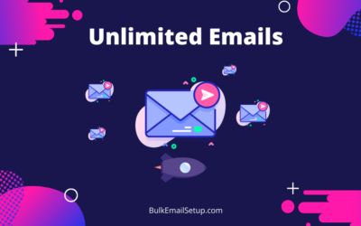 How to send unlimited or 1 Million emails per day?